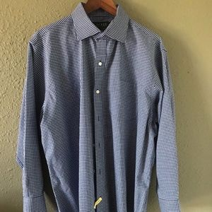 Mens Ralph Lauren Dress Shirt ~ Size 17 1/2 - 32/3